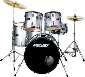 ***REDUCED*** Peavey International ii Drum Kit (Cherry Red) ***REDUCED*** £125 ono