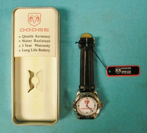 New Dodge Mens Quartz Wrist Watch