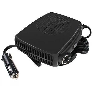 Peak PKC0J5 12V Pop-Out Handle Auto Car SUV Windshield Heater Defroster Fan