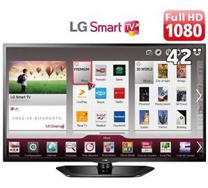 "LG 42"" 1080p Smart LED TV"
