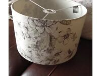 Large lampshade - new