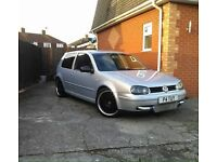 VW Golf 1.8 20v Turbo (230/240BHP approx) Swaps/Offers