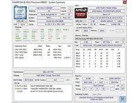 Dell Precision M6600 Workstation + bag : i7-2820, 16GB RAM, FirePro M6100 256 GB SSD, 500GB HDD