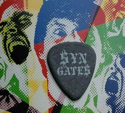 AVENGED SEVENFOLD Syn Gates 2010 Nightmare Tour guitar pick - NEW LISTING