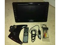 12v LCD TV WITH FREEVIEW (fishing, camper)