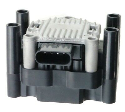 NEW PACK IGNITION COIL FOR VW LUPO 6X1 6E1 1.0 1.4 16V 1.6 GTi 032905106B