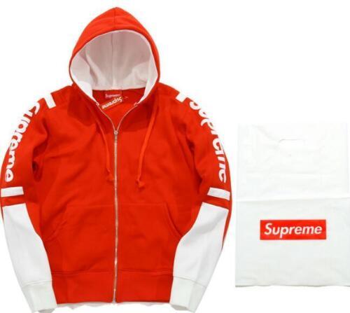 unisex supreme logo hoodie pullover fleece top womens mens. Black Bedroom Furniture Sets. Home Design Ideas