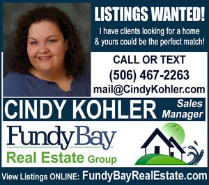 WANTED: St. Andrews and Area Homes / House for Sale