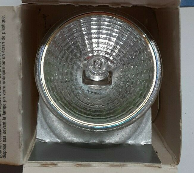 NEW GE EXV Projection Lamp / Bulb 100W, 12V