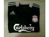 Liverpool training top