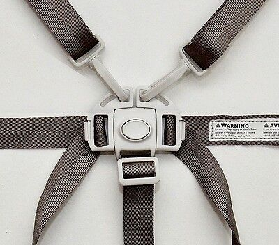 High Chair Seat Belt / Strap / Harness /  Hi- Q replacement for Graco HighChair