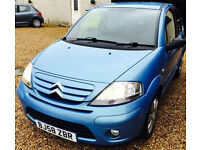 Citroen C3 1.4HDi Cachet.GUARANTEED FINANCE payment between £19-£38 PW.