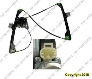 Window Regulator Front Driver Side Power Buick Rendezvous 2002-2007