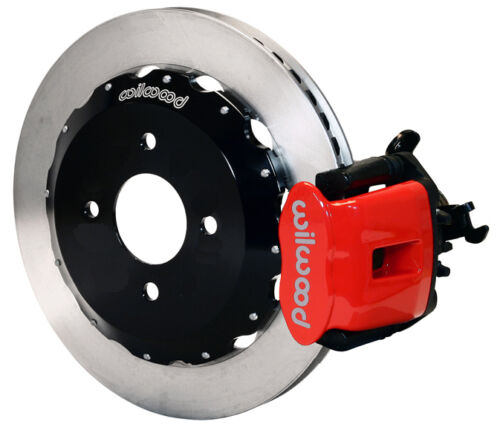 Wilwood Disc Brake Kit,rear,honda Civic,del Sol,crx,red