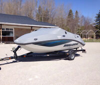 2007 SeaDoo Challenger 180SE Supercharged!!!  * Check it out *