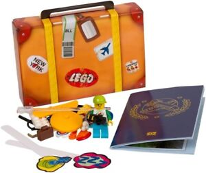 LEGO Exclusive 5004932 Travel Building Suitcase
