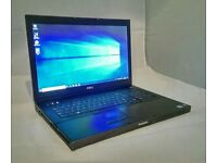 """17"""" Dell Precision i7 Laptop with SSD & Dedicated Graphics"""