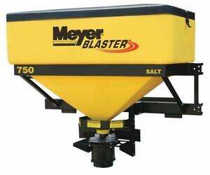 Brand New Meyer Salt Spreader - Meyer Blaster Tailgate Spreader!