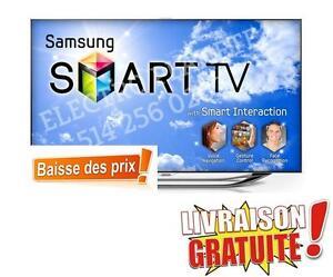 MEILLEUR PRIX!TV SAMSUNG  TV LG SONY SHARP SMART TV 4K UHD SMART TV HAIER 4K ULTRA HD VIZIO TV 4K CELLULAIRE DEVEROUILLÉ