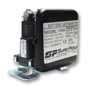 Battery saver Made by Eaton (New parts)