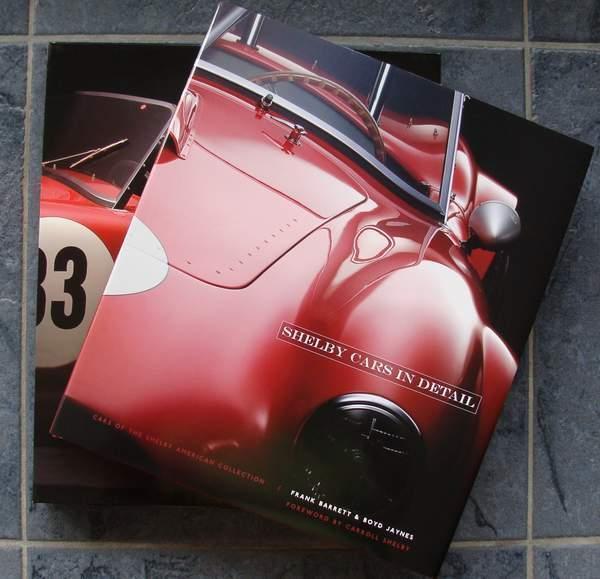 Livre neuf :: Shelby Cars in Detail