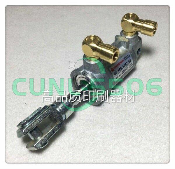 00.580.3387 Imported Pneumatic Cylinder Valve For SM102 CD102 Heidelberg Offset