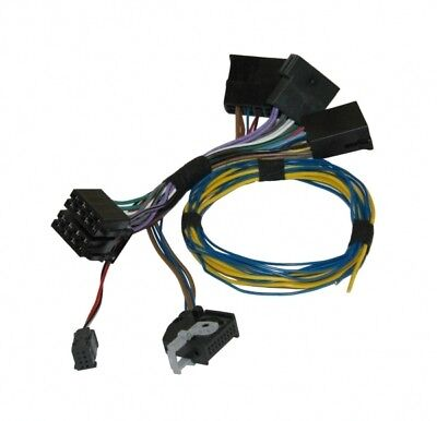 Mercedes Umrüst Radioadapter Adapter Navigationseinheit Comand 2.0 Kufatec 33459