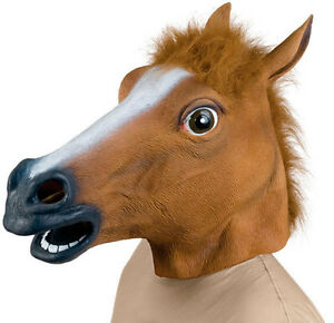 Horse-Head-Mask-Latex-Animal-Costume-Prop-Gangnam-Style-Toys-Party-Halloween