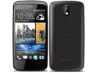 HTC Desire 500 Black (Unlocked) Smartphone in good condition