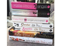 Katie price books