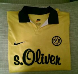 Borussia Dortmund 1998/99 Football shirt
