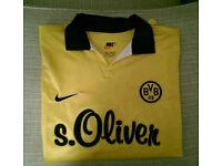 Borussia Dortmund 1998/99 Football shirt