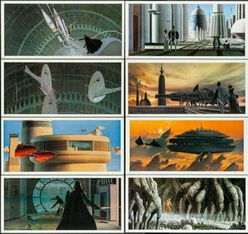 Ralph Mcquarrie Empire Strikes Back Concept Art Print YOUR CHOICE VF - NM 1980