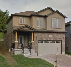 2800 sq ft Brick/Stucco built home in Waterloo West