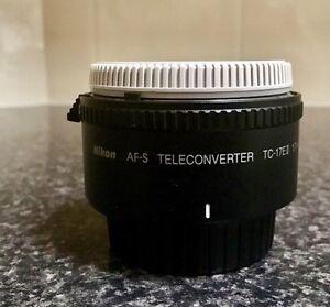 AS NEW Nikon TC-17EII (boxed) Kensington Eastern Suburbs Preview