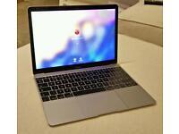 "Apple MacBook 12"" Laptop - MJY32B/A (April,2015, Space Gray)"