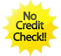 NO CREDIT CHECKS! FAST, EASY LOANS, GET APPROVED TODAY!