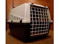 Pet Rabbit Transport Basket / Cage