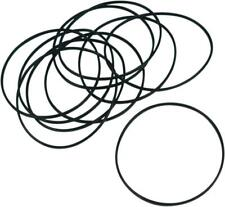 James Clutch Cover Quad Seal O-Rings 10-Pack Harley