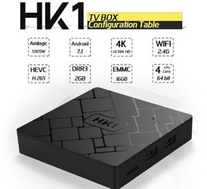 Android TV Boxes - Brand new