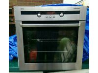 AEG competence built in electric oven
