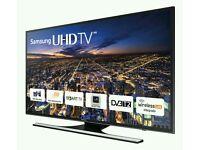 "Samsung 55"" 4k UHD smart wifi tv HD freeview."