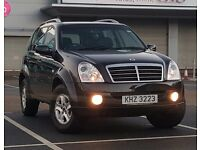 Rexton II 270 Same as Mercedes ML 270 *HPI Clear, Reliable SUV Jeep* Not land cruiser Shogun M Class