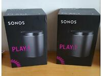 Sonos Play 1 Speakers