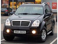 Rexton II 270 Same as Mercedes ML 270 *HPI Clear, Reliable SUV Jeep* Not shogun, bmw x5