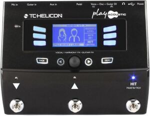 Looking for Boss VE8 or TC Helicon or similar pedal