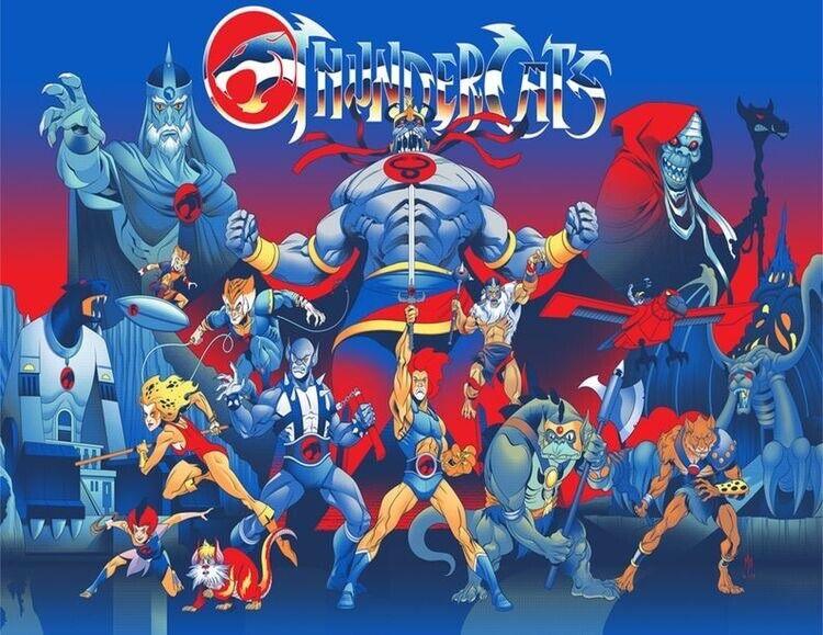 He-man Super Campeones Y Los Thundercats Usb Serie Completas  En EspaÑol Latino