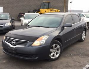 2008 Nissan Altima Mechanically A1