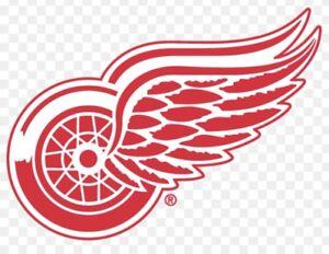 Below Face Value! 4 tickets, Oiler vs Red Wings, Jan 22, Sec 129