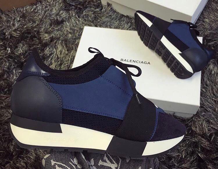 Balenciaga Navy Blue